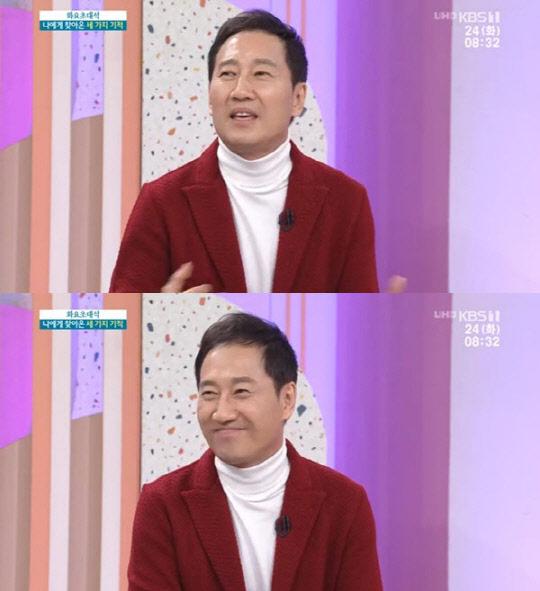 """유열, DJ 하차 후 """"10년간 어린이 뮤지컬 푹 빠져"""""""